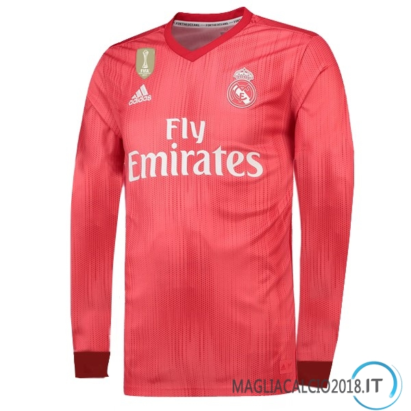 Terza Manica lunga Real Madrid 2018 2019